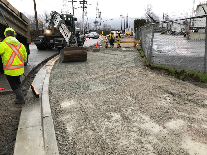 City of Richmond Engineering Inspections