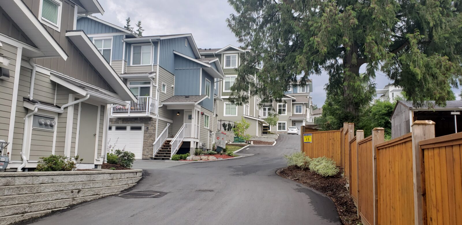 Mission BC – 24 Unit Multi Family Townhouse Development