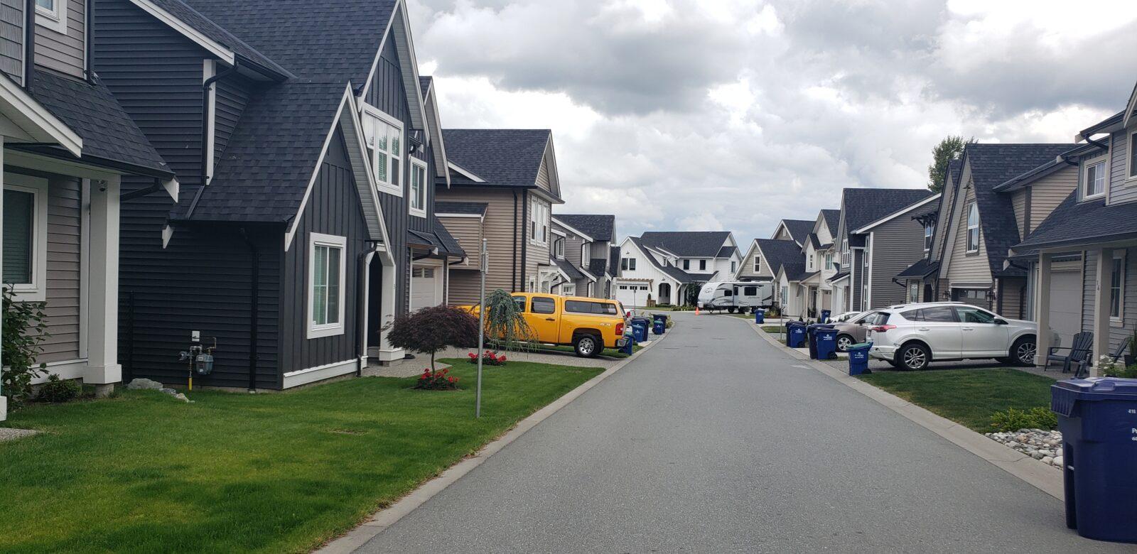 Abbotsford BC 18 Lot Single Family Development