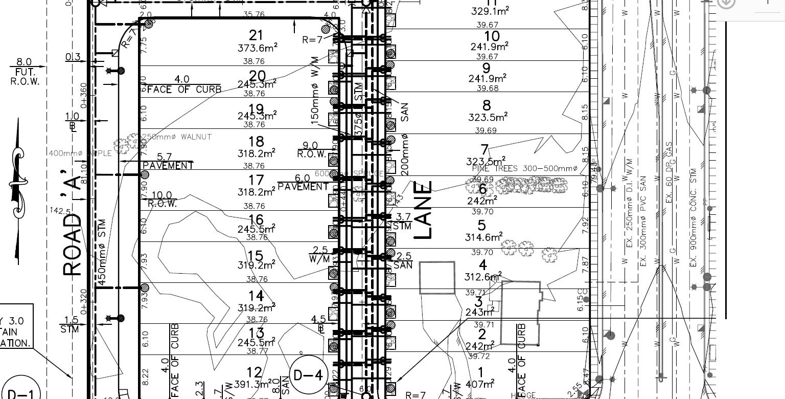 Mission BC 21 Lot Single Family Strata Development
