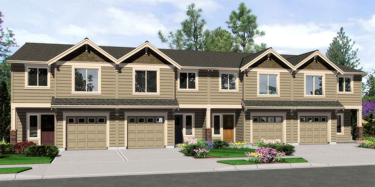 Abbotsford BC – 7 Unit Single-Family ROW Development