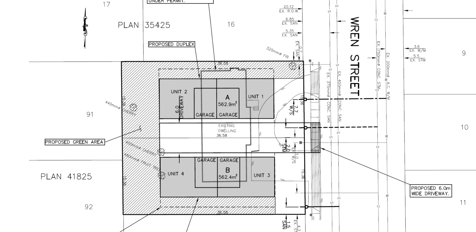 Mission BC 4 Unit Multi Family Duplex Development