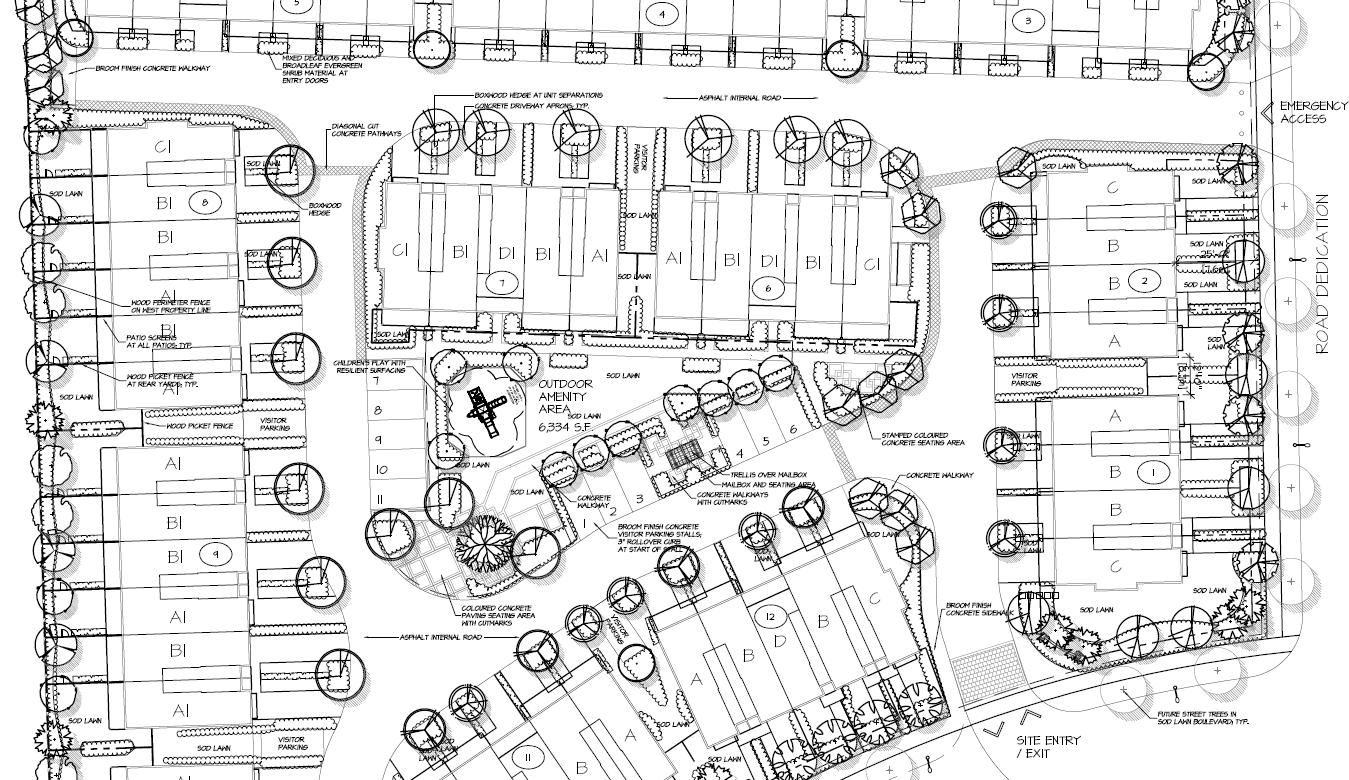 Abbotsford BC 68 Unit Multi Family Townhouse Development