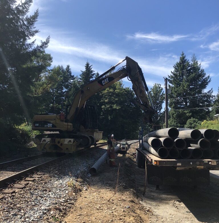 Hollyburn Interceptor – Cypress Creek Crossing Bypass and Pipe Replacement