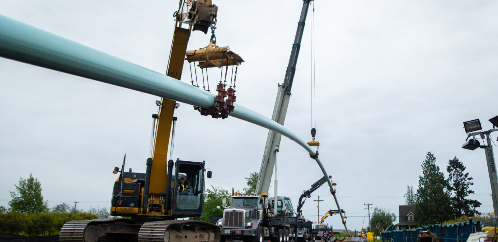 Vancouver Airport Fuel Delivery Project